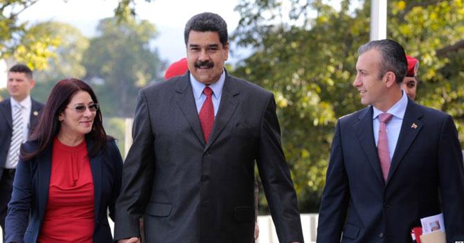 Así funcionan los poderes públicos en Venezuela