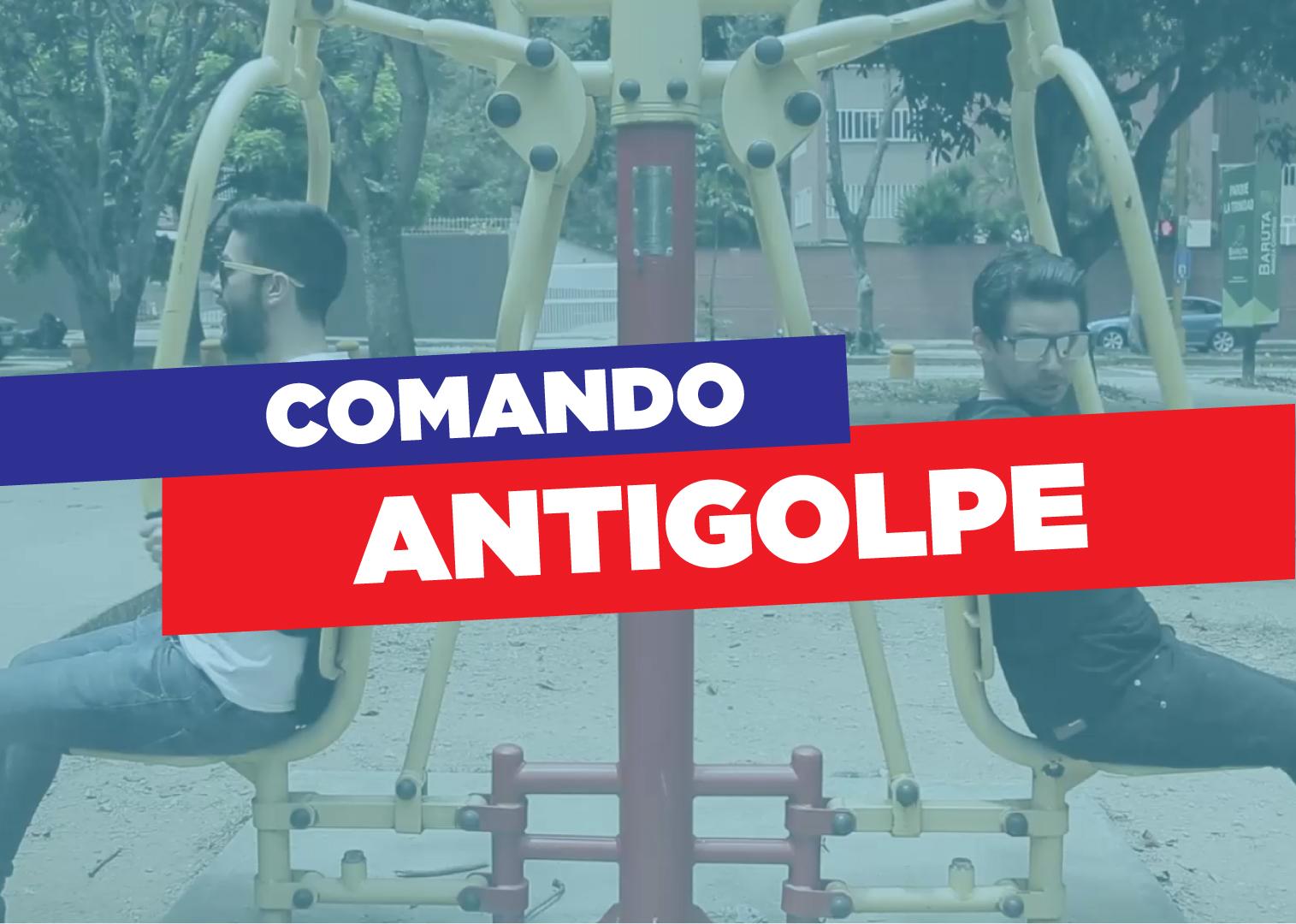 Reporte Semanal - Sketch: Comando Antigolpe
