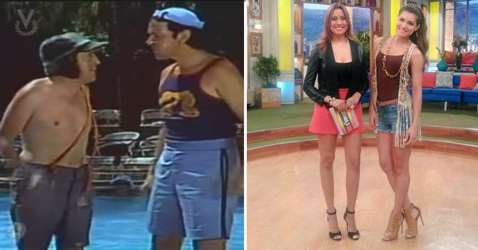 Tensa situación hace que Venevisión divida pantalla entre El Chavo y Portada's al mismo tiempo