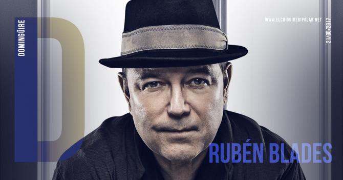 Domingüire No.177: Rubén Blades