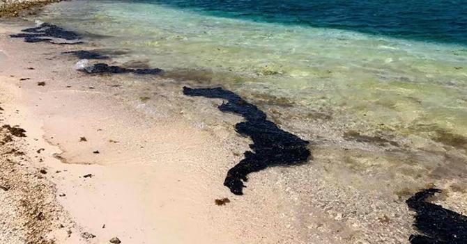 PDVSA duplica su producción mensual al recoger petróleo del derrame