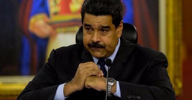 Maduro promete elecciones cuando 85% del país esté preso