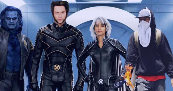 Venezolano capaz de respirar bombas lacrimógenas se une a los X-Men