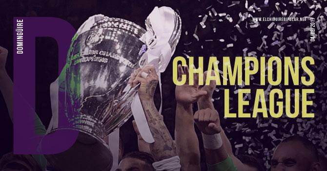 Domingüire No.179: Champions League