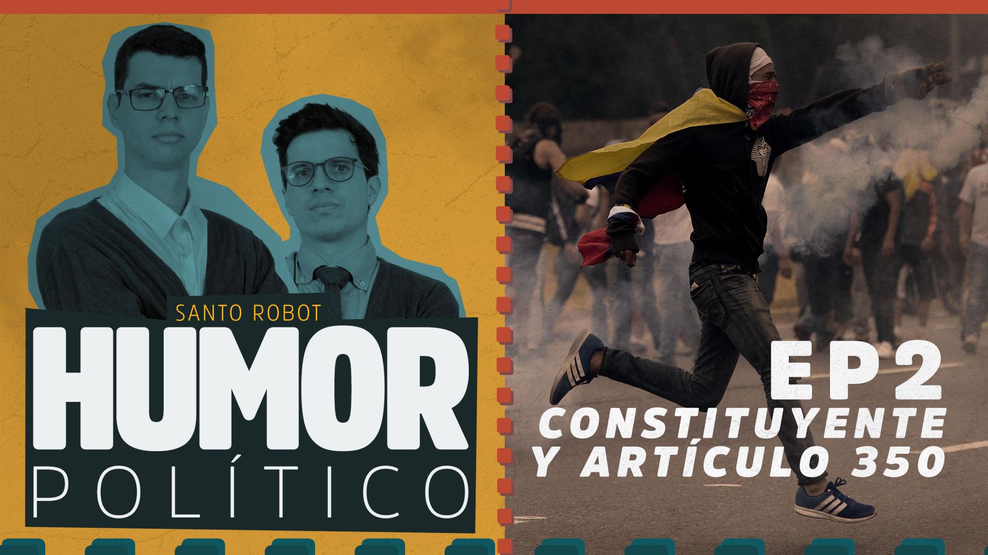 Humor Político - Constituyente y Artículo 350
