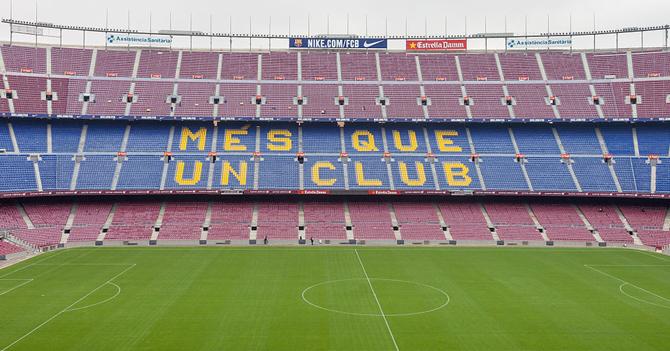 Real Madrid planea comprar Camp Nou para utilizarlo como cuarto de trofeos
