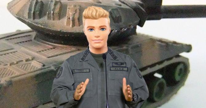 Mattel lanza nueva línea de muñecos Ken para Venezuela