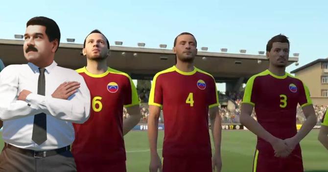 Maduro recibe con honores a selección Vinotinto de PS3