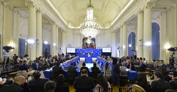 OEA anuncia que firmará acuerdo sobre Venezuela la próxima temporada