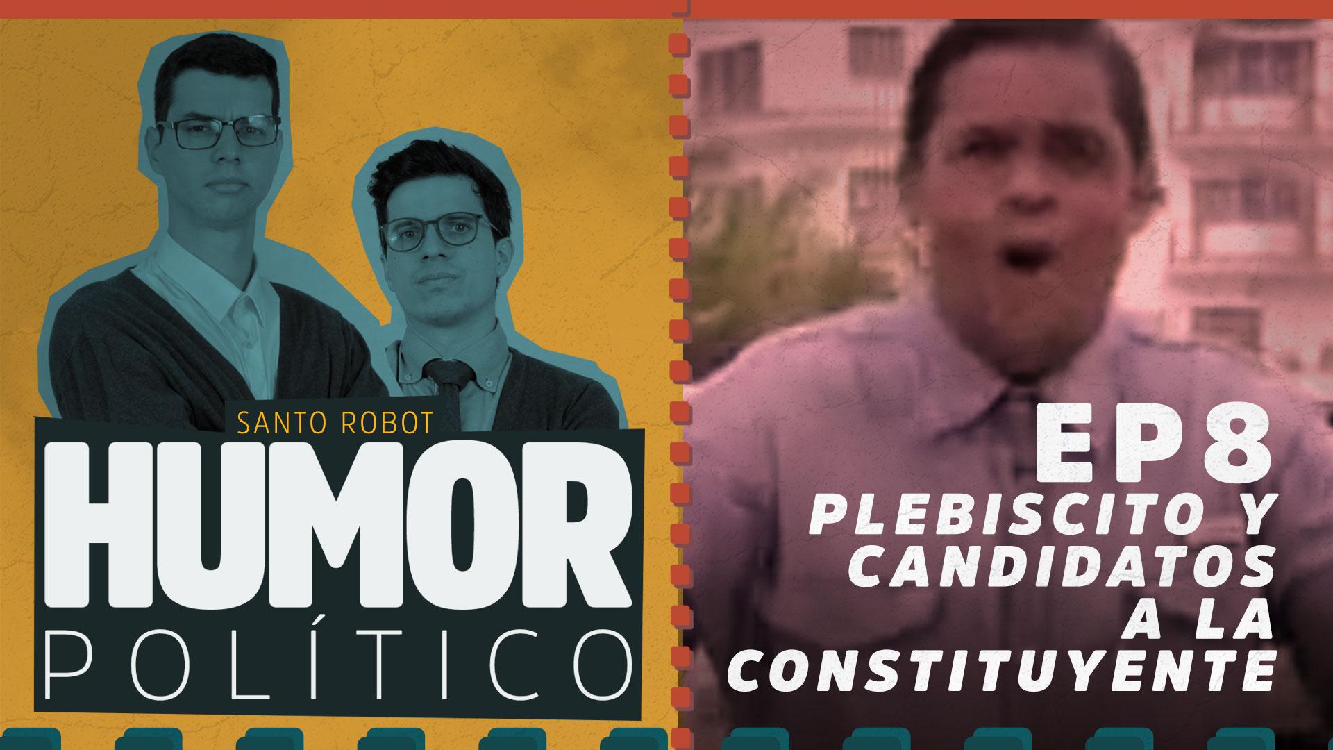 Candidatos a la Constituyente - Humor Político