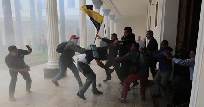 Maduro celebra independencia de la civilización
