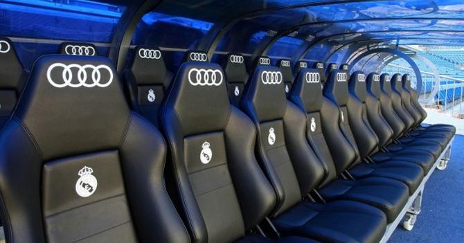 Real Madrid cede asiento del banquillo al Bayern Munich