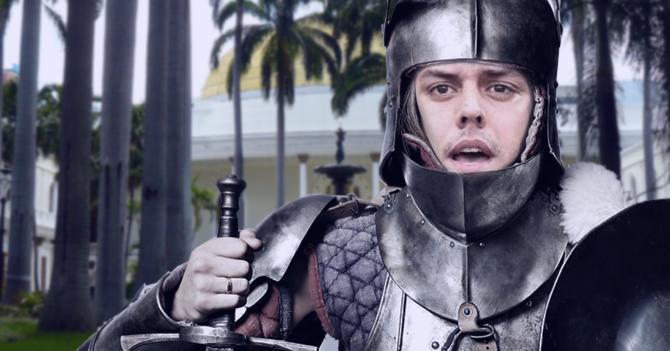 Diputados comenzarán a utilizar armadura del siglo XV para sesionar