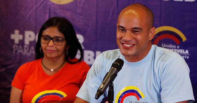 Chavismo cumple dos días hablando de plebiscito que no les importó