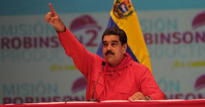 Maduro aumenta al sueldo mínimo a 0,01% más de popularidad