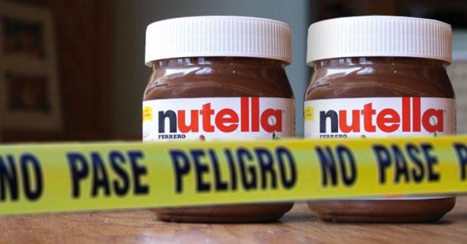 Incautan dos potes de Nutella en propiedad de Lilian Tintori