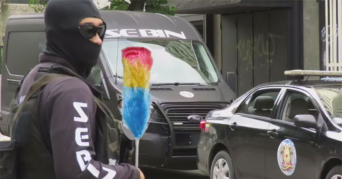 SEBIN incauta arma de limpieza masiva en casa de Fiscal Luisa Ortega Díaz