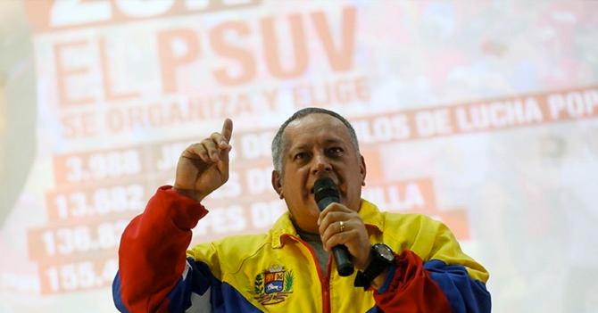Gobierno asegura que habrá paz en Venezuela cuando el último opositor se haya ido del país
