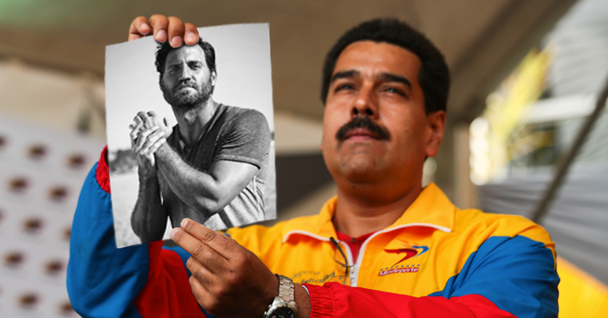 Gobierno busca financiamiento poniendo en venta a Edgar Ramírez
