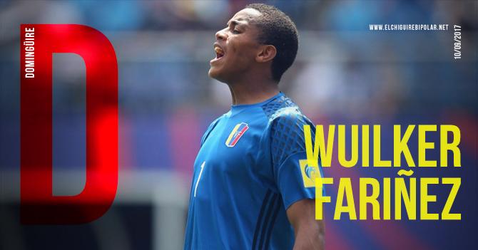 Domingüire No.192: Wuilker Fariñez