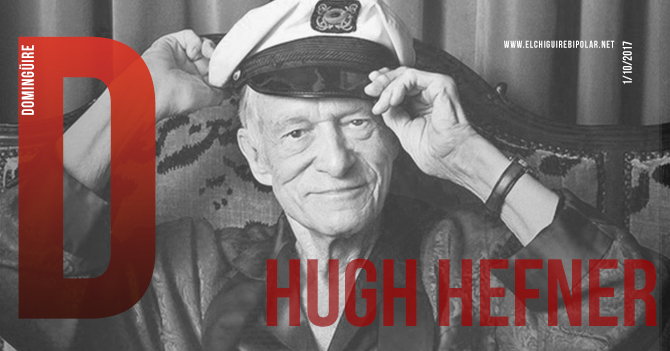 Domingüire No.195: Hugh Hefner