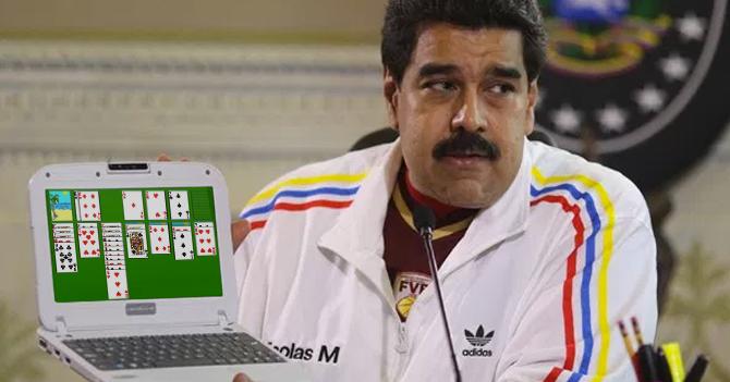 Maduro consigue tiempo para ganar Solitario gracias a la Asamblea Nacional Constituyente