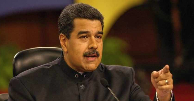 """Maduro: """"¿y qué esperaban? ¡Es socialismo!"""""""