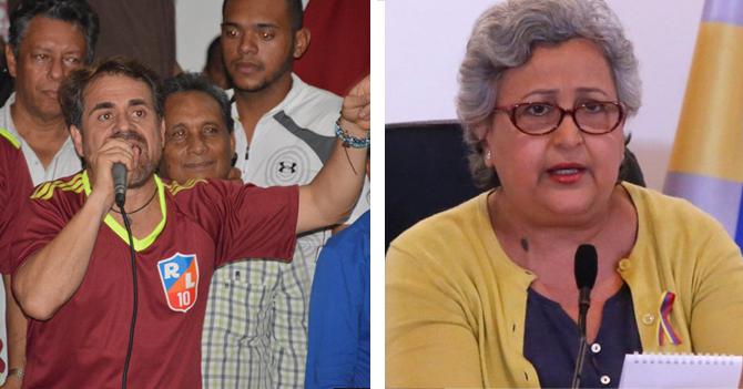 CNE extiende horarios de votación para dar chance que Lacava se despierte de la rumba de ayer