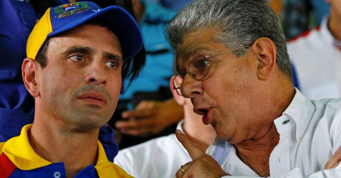 Entrevista Bipolar: Capriles y Ramos Allup