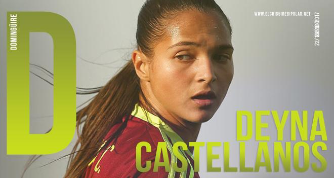 Domingüire No. 199: Deyna Castellanos