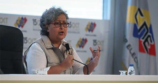 CNE aprovecha depresión opositora y adelanta elecciones presidenciales para mañana