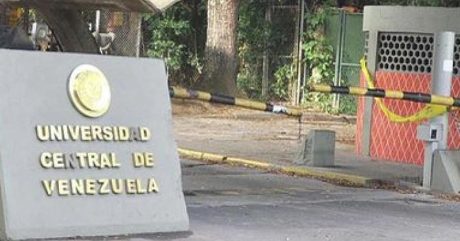 """Íbamos a titular """"Bedel nombrado decano de la UCV"""", pero nos pareció tan posible que preferimos no hacerlo"""