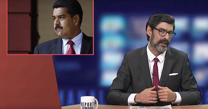 Reporte Semanal - Noticiero: la deuda de Maduro