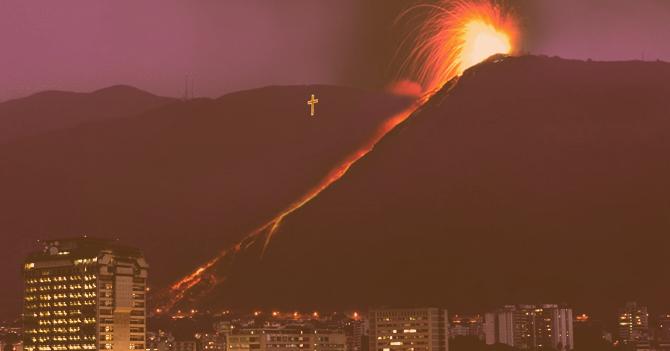 Ávila hace erupción para demostrarte que todo sí puede estar peor