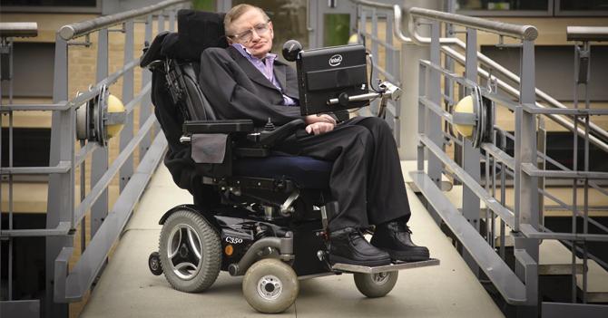 Computadora acusa a Stephen Hawking de acoso sexual