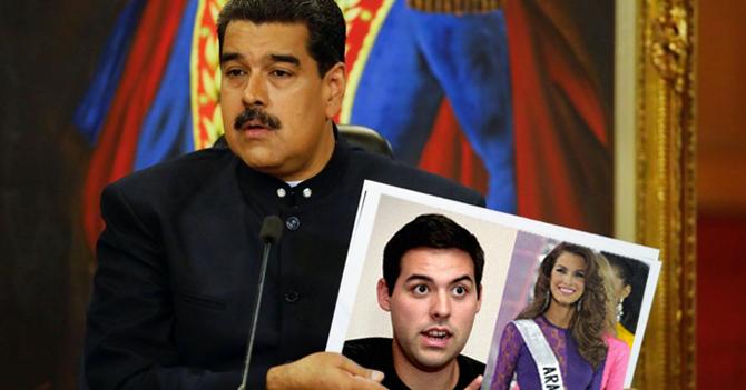 Gobierno ofrece liberar a preso político si al salir se inscribe como Miss Aragua