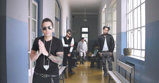 Lacava suple a hospitales desabastecidos con reggaetoneros