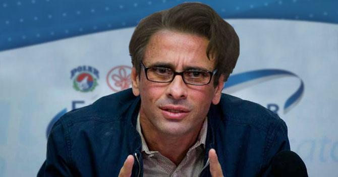 Sospechan que candidatura de Lorenzo Mendoza es Capriles disfrazado
