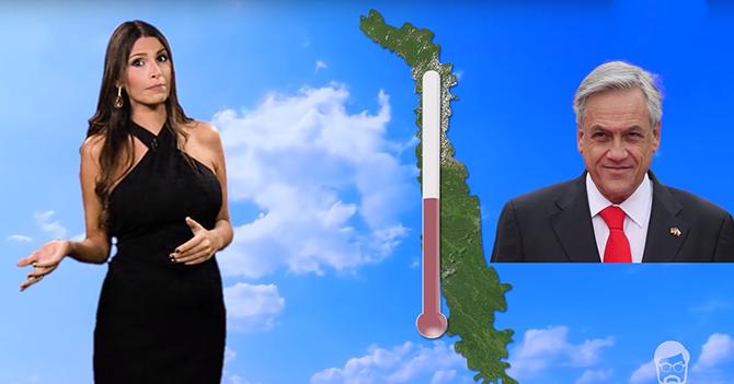 Reporte Semanal - Reporte del clima con Mariela Segovia