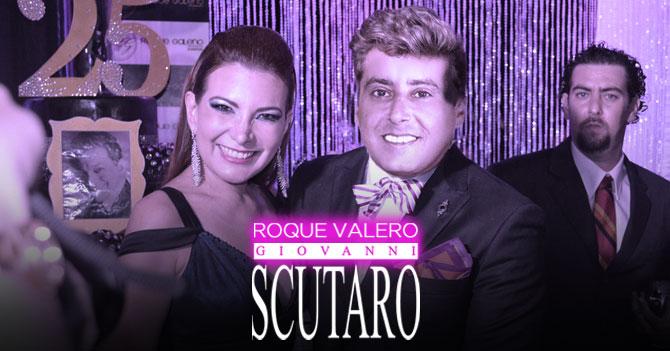 Roque Valero protagonizará serie basada en Giovanni Scutaro