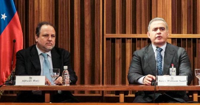 """Defensor del Pueblo se pronuncia sobre El Junquito: """"Prefiero los suspiros que las fresas con crema"""""""