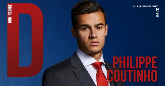 Domingüire No. 210: Philippe Coutinho