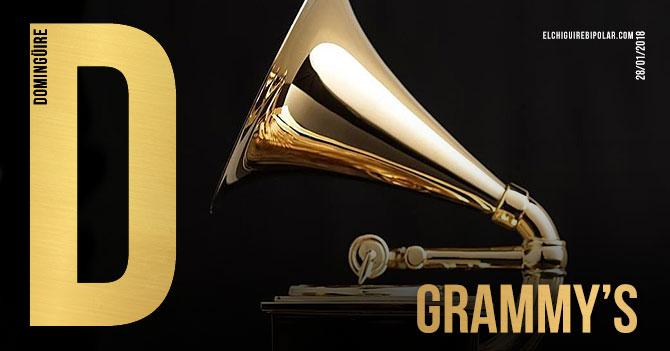 Domingüire No. 212: Grammy's