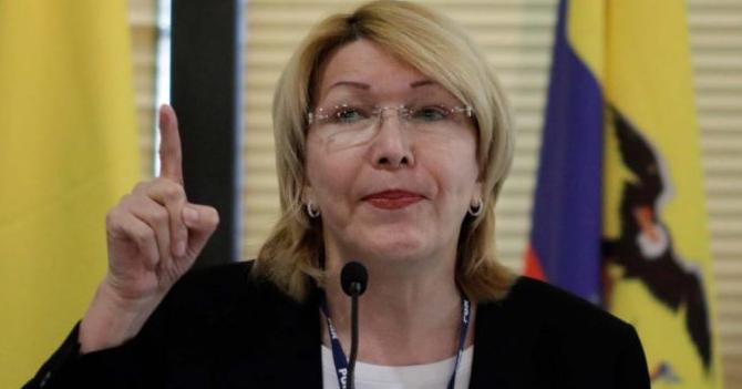 Luisa Ortega Díaz acusa al nuevo fiscal de plagiar sus técnicas para ocultar crímenes