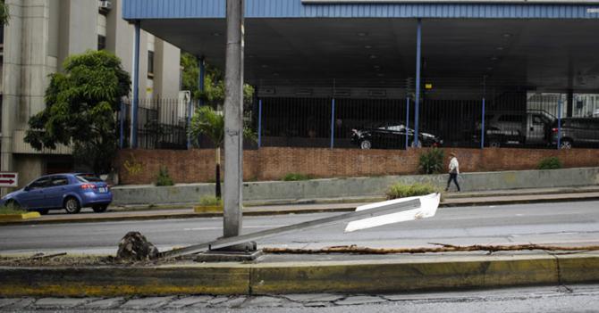 Turistas llegan al país a visitar ruinas de Caracas