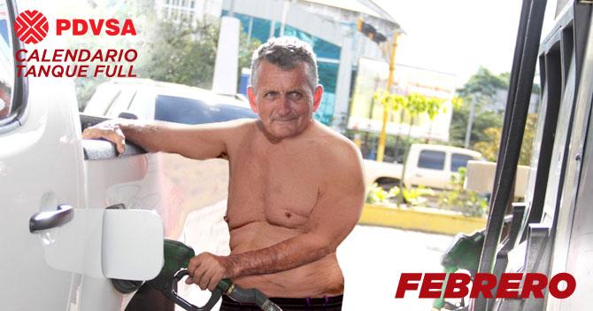 PDVSA para recuperar su rentabilidad saca calendario de bomberos sexy