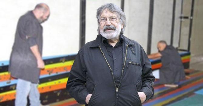 Mal estado del piso de Maiquetía es Cruz-Diez mudando poco a poco su mosaico a París