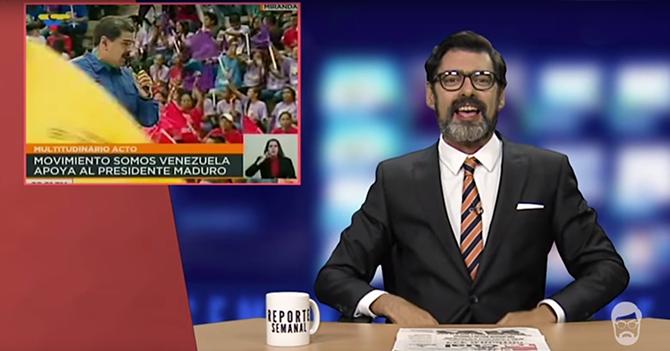 Reporte Semanal: mensaje optimista de Maduro y Anatomía de un tuit