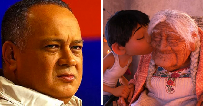 Diosdado ve Coco y no llora