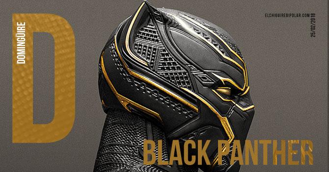 Domingüire No. 216: Black Panther